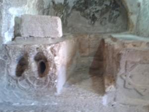 Salah satu tempat tidur pemuda Ashabul KAfi