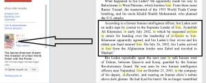 Amir Al-Qaeda meminta suaka pada Iran, klik untuk memperbesar