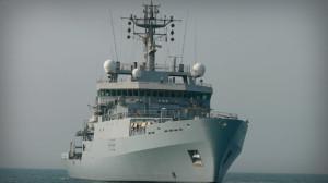 HMS-Enterprise
