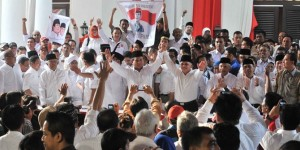 Deklarasi Prabowo-Hatta. ©2014 merdeka.com/dwi narwoko