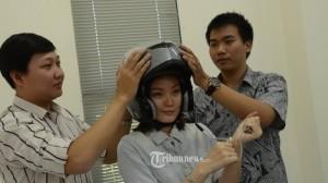 Helm anti kantuk