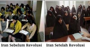 Iran setelah dan sebelum