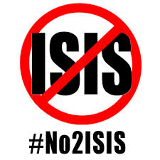 No to isis 12