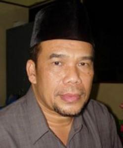 Ketua MUI Sumsel, Sodikun