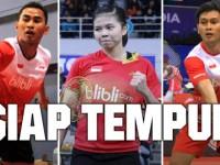 Indonesia Loloskan 16 Wakilnya ke Kejuaraan Dunia