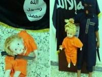ISIS Ajari Anak Kecil Cara Menyembelih Manusia