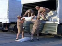 Ukraina Tolak Konvoi Kemanusiaan Rusia