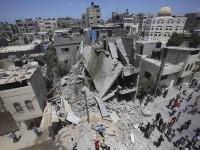 Situasi di Gaza