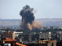 Israel Gempur Gaza Lagi, Tujuh Orang Palestina Cidera