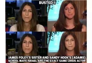 Pemeran adik Foley