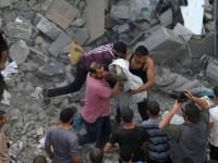 Serangan Terbaru Israel ke Gaza Gugurkan Tiga Warga Palestina