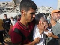 Serangan Israel Dini Hari Sabtu Gugurkan Tiga Warga di Jalur Gaza