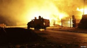 libya perang