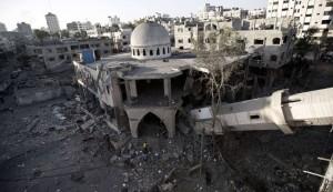 بدء سريان هدنة إنسانية في غزة لمدة ثلاثة أيام