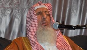 """مفتي السعودية يرى المظاهرات ضد اسرائيل """"أعمال غوغائية"""""""