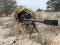 "Kejutan Baru Hamas, Senapan Sniper ""Ghoul"" Kaliber 14.5 mm"