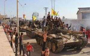 pasukan kurdi YPG