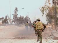 Disergap Pasukan Suriah, 200 Militan ISIS dan al-Nusra Tewas di Qalamoun