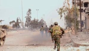 """مقتل 200 مسلح من """"النصرة"""" و""""داعش"""" بمعارك وكمائن بالقلمون"""