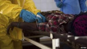 penderita ebola