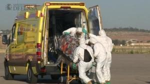 pendeta spanyol ebola