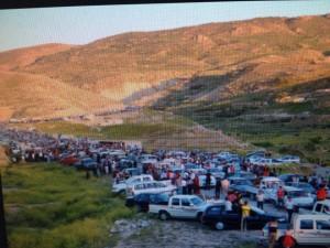 penduduk yazidi sinjar