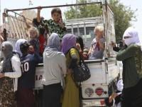 Peshmerga Bebaskan 200 Tawanan Yazidi Dari Tangan ISIS