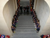 Para Pemimpin Eropa Peringati Perang Dunia I