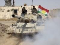 Lawan ISIS, Pasukan Peshmerga Masuk Lagi ke Kota Sinjar
