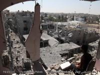 Tragedi Pelanggaran Gencatan Senjata Gugurkan Sedikitnya 70 Warga Palestina