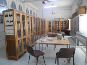 Ruangan Perpustakaan, foto: Abdul