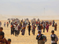 Tragedi Sinjar, Puluhan Ribu Jiwa Menyongsong Maut