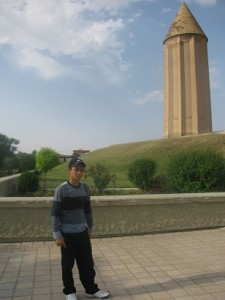 travelling iran GONBAD-E QABUS (1)