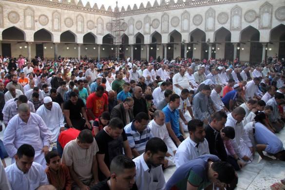 Masjid al azhar wedding