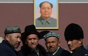 warga uighur