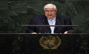 Al-Moallem-UN-speech