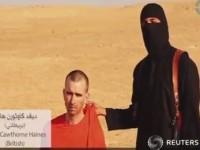 Inggris Akui Keaslian Video Pemenggalan Warganya Oleh ISIS