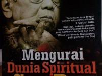 Mengurai Dunia Spiritual Gus Dur