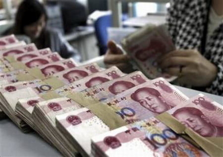 Cina Gelontorkan Seribu Triliun untuk Sektor Perbankan
