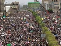 Krisis Yaman Memanas, Aparat Mulai Represif Terhadap Massa