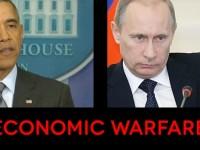 Rusia Ancam Balas Sanksi AS dan Uni Eropa