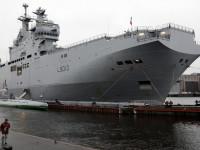 Perancis Syaratkan Perdamaian Ukraina dengan Pengiriman Kapal Perang