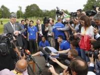 Pemerintah dan Separatis Ukraina Tandatangani Gencatan Senjata