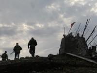 Gencatan Senjata di Ukraina Terkoyak oleh Pemboman