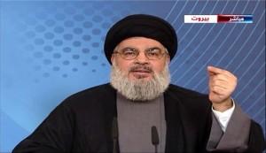 السيد نصرالله : اميركا ام الارهاب ولا تريد محاربته بل حماية مصالحها