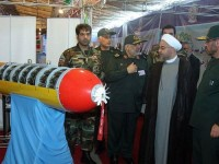 Wow, Iran Bikin Bom Cluster!