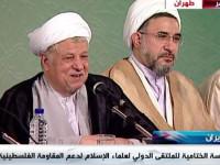 Rafsanjani: Israel Sudah Musnah Andai Semua Negara Islam Seperti Iran Dalam Mendukung Palestina