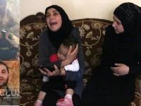 Istri dari Ali Al-Sayyed, tentara Lebanon yang diduga dipenggal kepalanya oleh ISIS di Fnideq Utara Lebanon. Foto: BHS