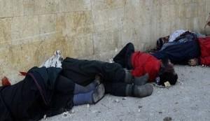 داعش ترتكب مجازر بحق المدنيين الاكراد في عين عرب السورية