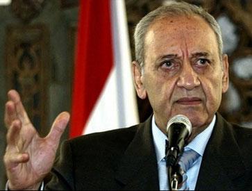 Ketua Parlemen Lebanon: AS Ingin Pecah Suriah Jadi Empat Bagian